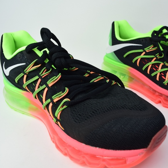 new arrival c3c0c 2f98c New Nike Air Max 2015 Running Neon Pink 698903-005